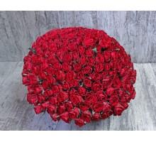 Букет 301 кенийской розы 50 см